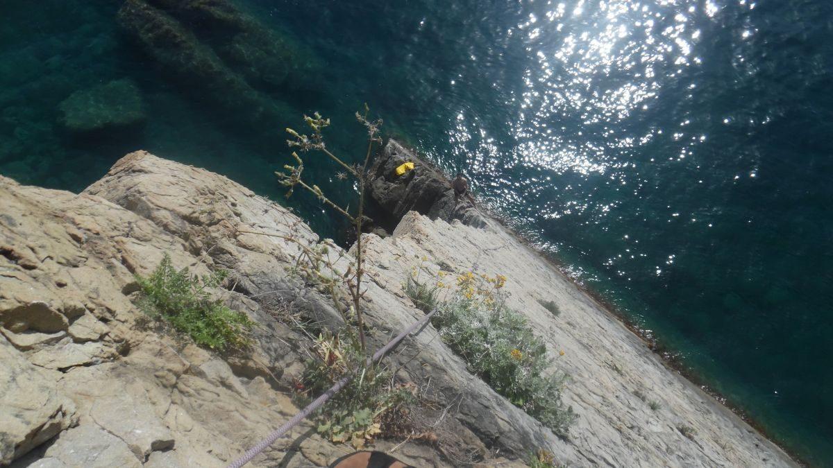 Lastre di Riva - Spigolo dei Chiavaresi