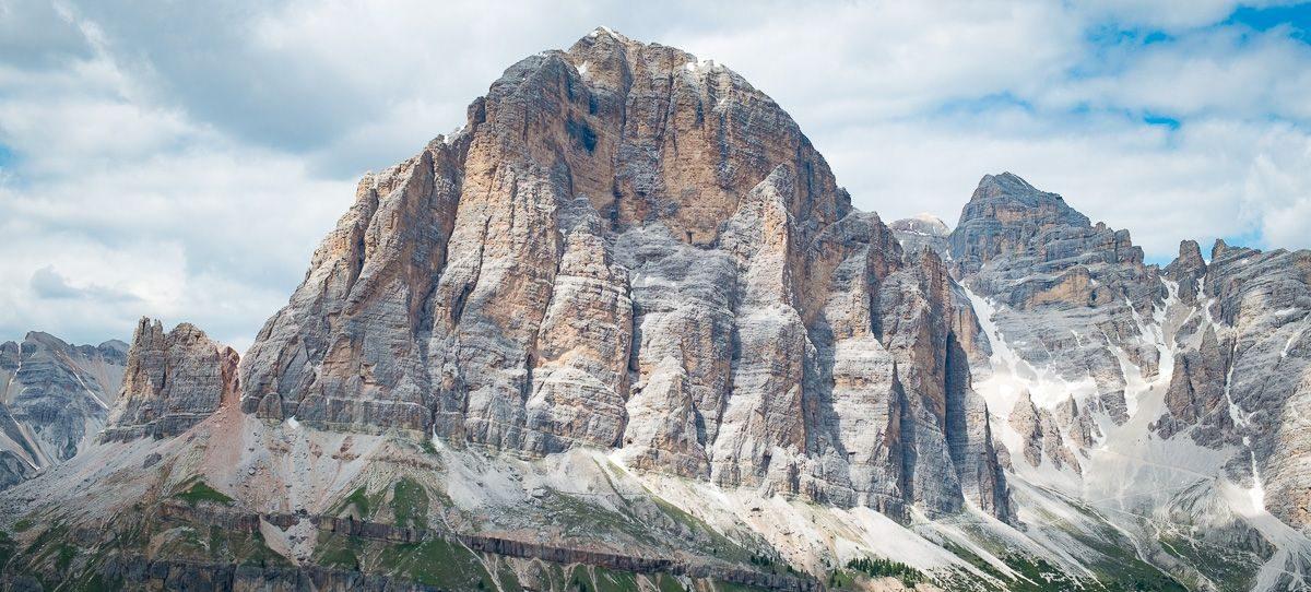 Torre Grande (Cinque Torri) - Via Miriam