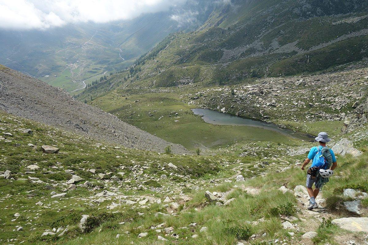 Lago Giaset