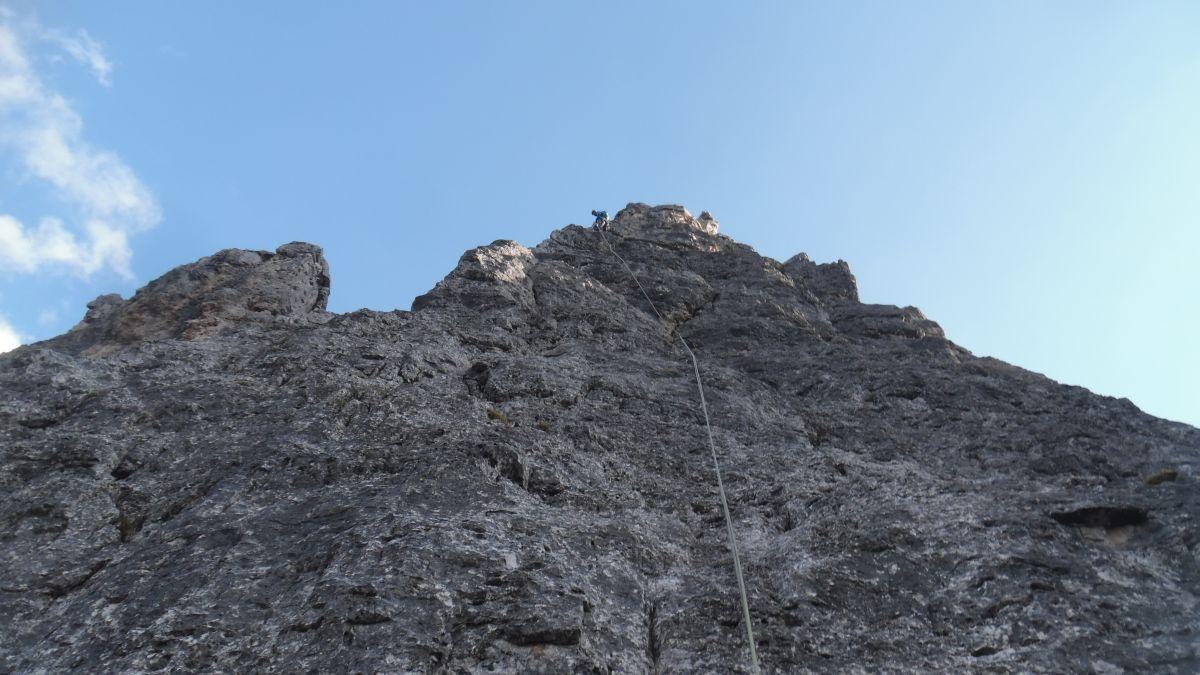 5 Torri - via Dibona