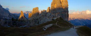 Torre-Grande-di-Averau-Cima-Ovest-Via-delle-Guide