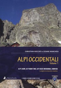 Book Cover: ALPI OCCIDENTALI Volume 1