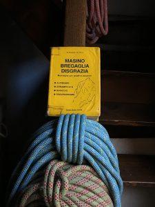 MASINO BREGAGLIA DISGRAZIA, Montagne per quattro stagioni, G. Maspes e G. Miotti, 1996, Ed. Guide dalle guide