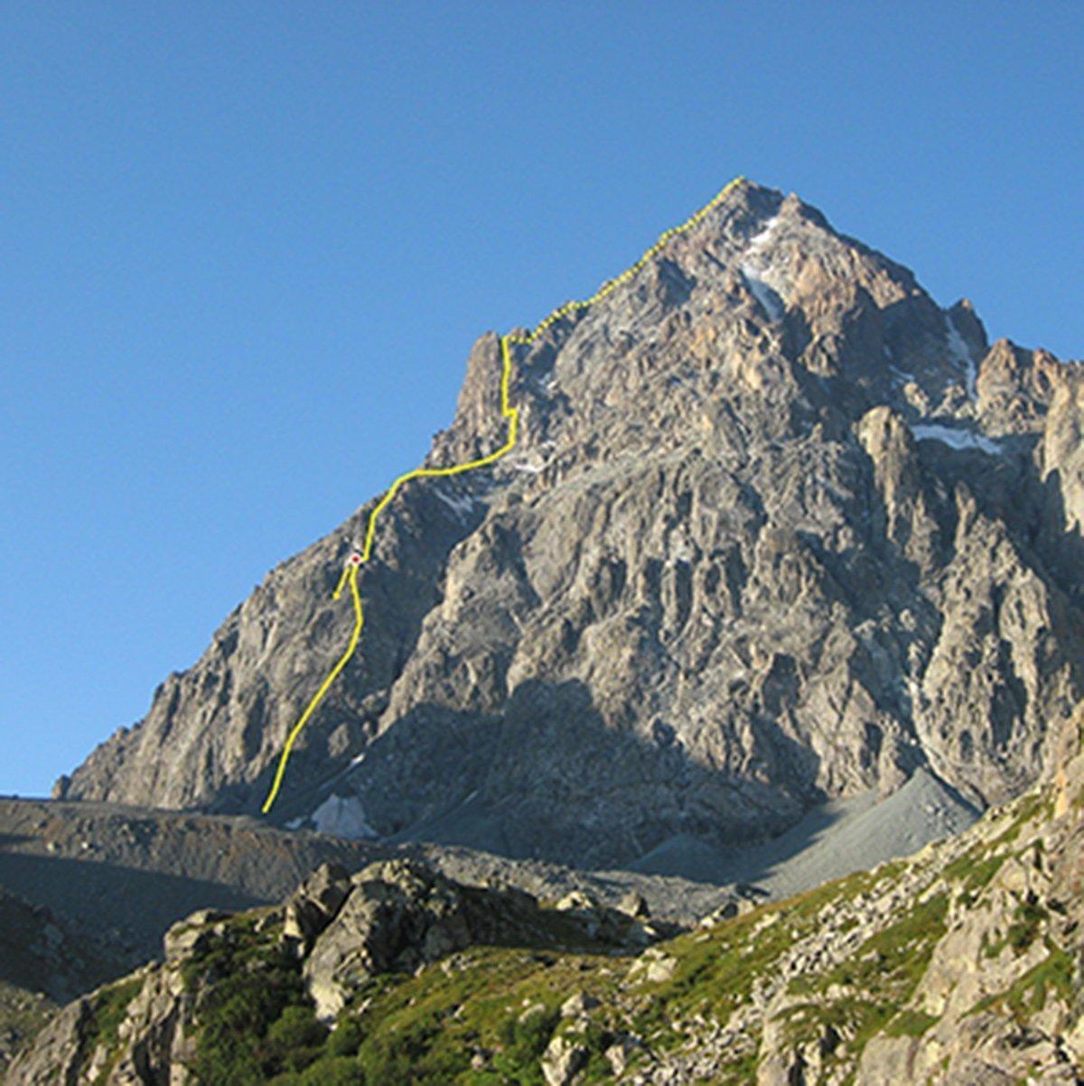 Monviso @Alpi Occidentali Vol 1