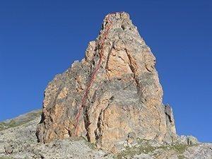 Aiguille Pierre Andrè @Alpi Occidentali Vol 1