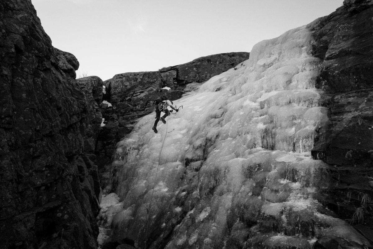 Bel muretto sulla Cascata del Pumacciolo