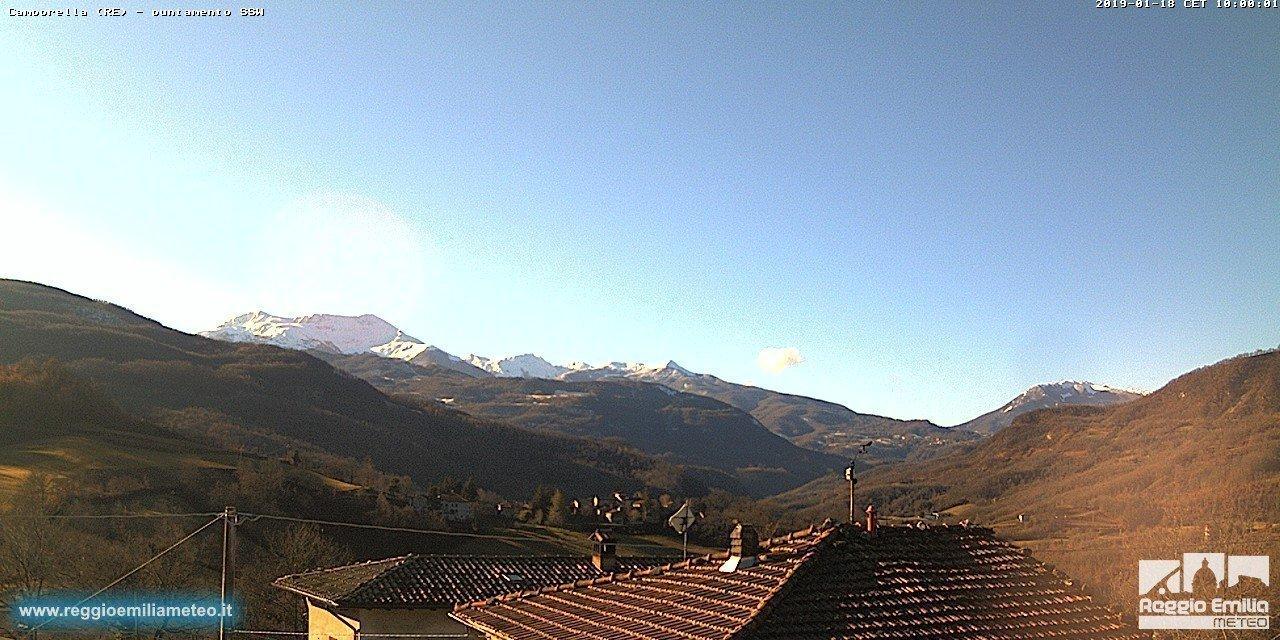 Alpe di Succiso (Nord) da Camporella