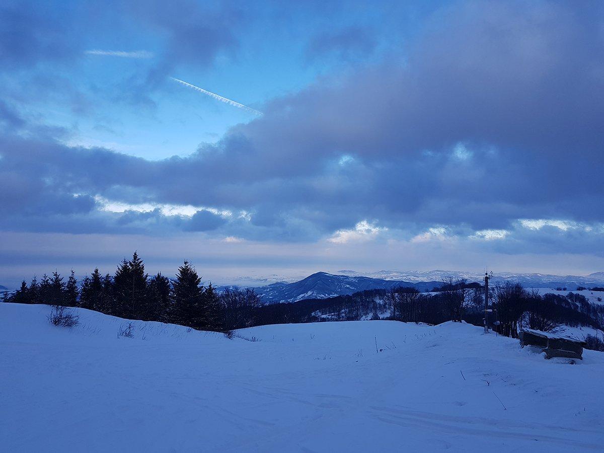 Ultimo giro sulle piste di Schia (31 gennaio 2019)