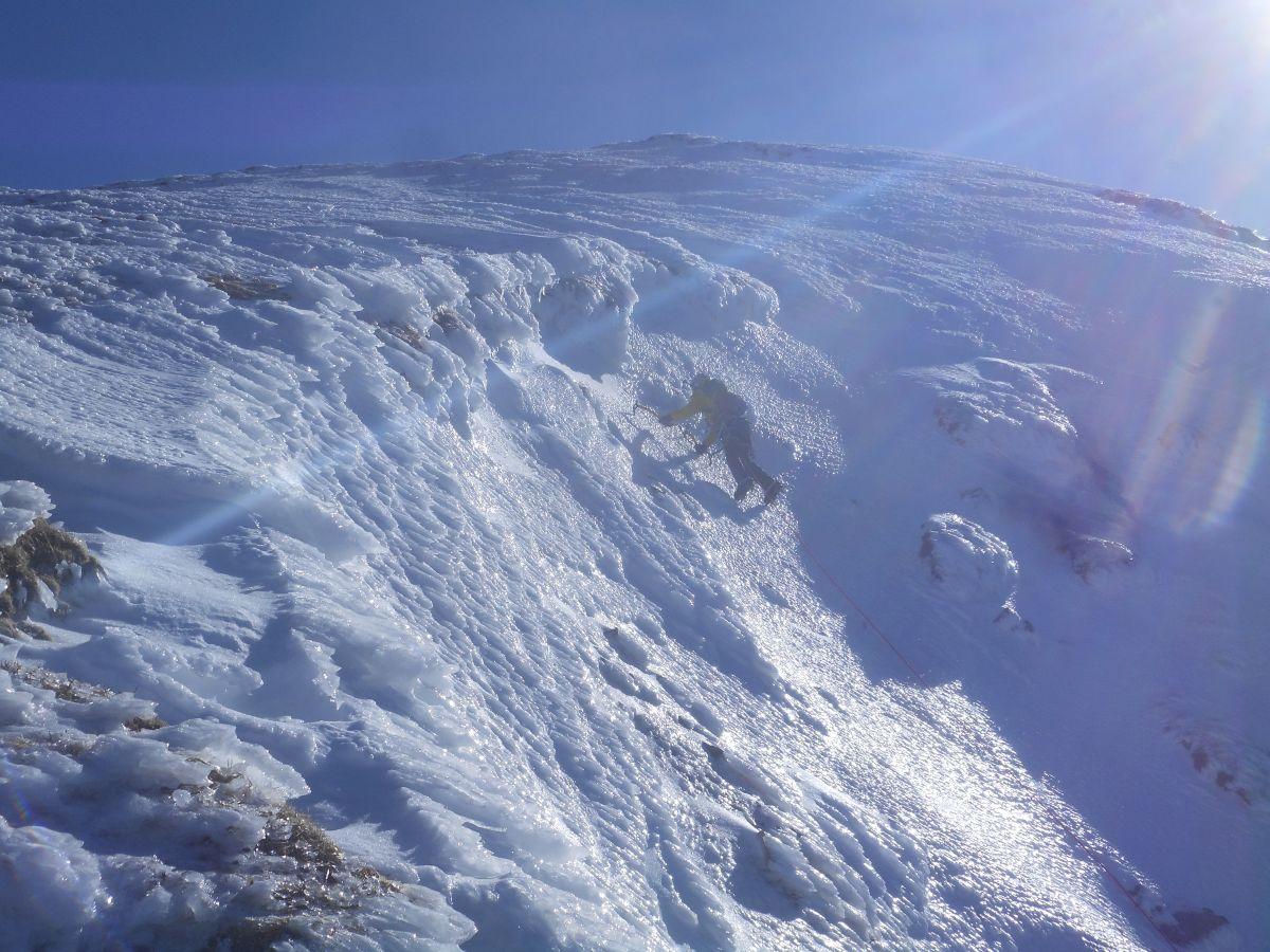 Alpe di Succiso - Canale dell'ombra