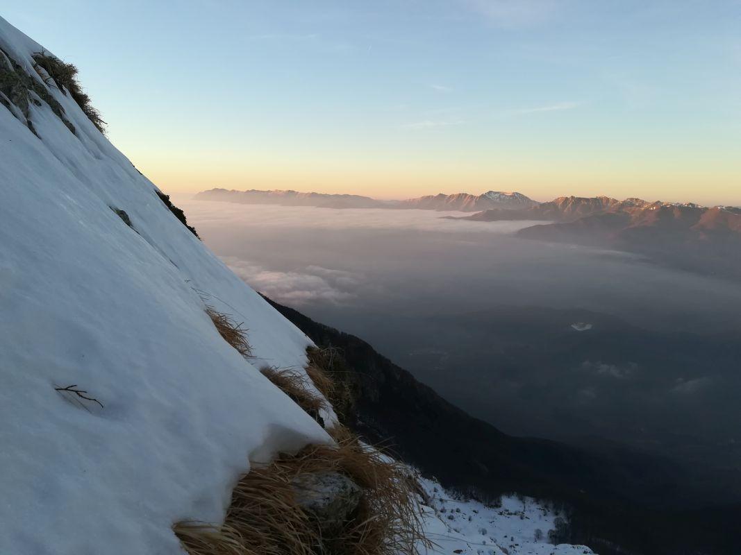 Monte Pisanino - via Alce Nero